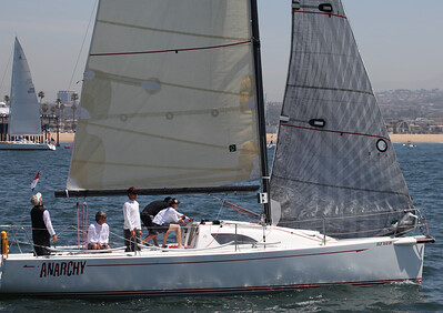 2011 Newport to Ensenada Race - Anarchy  6