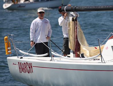 2011 Newport to Ensenada Race - Anarchy  2