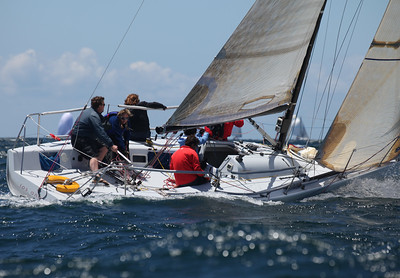 2011 Ahmanson Regatta - Sunday - Babe 8