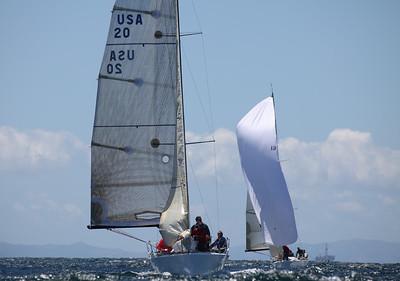 2011 Ahmanson Regatta - Sunday - Babe 1