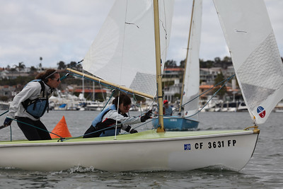 2011 Harry Woods Memorial Regatta Individual Boats  76