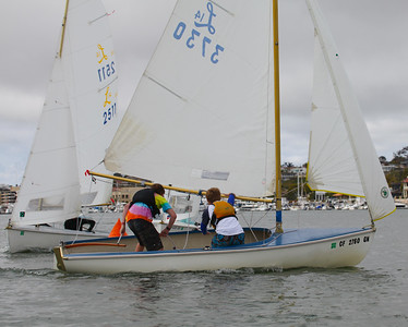 2011 Harry Woods Memorial Regatta BYC Boats  84