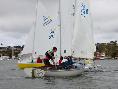 2011 Harry Woods Memorial Regatta BYC Boats  85