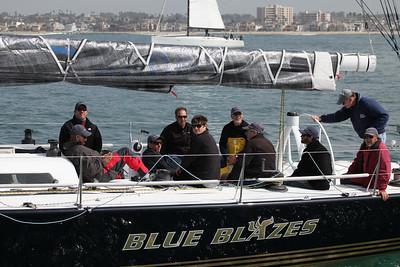 Blue Blazes NHYC Cabo Race  1