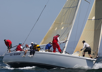 CC Rider - Yachting Cup 2011  9