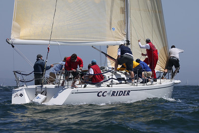 CC Rider - Yachting Cup 2011  14