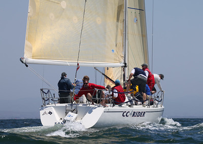 CC Rider - Yachting Cup 2011  15