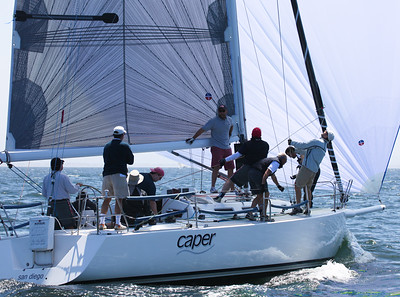 Caper - Yachting Cup 2011  3