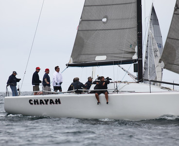 2011 Ahmanson Regatta - Saturday - Chayah  2