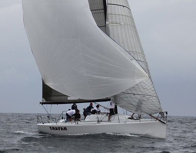 2011 Ahmanson Regatta - Saturday - Chayah  5