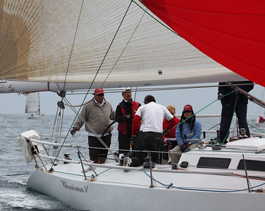 2011 Ahmanson Regatta - Saturday - Chayah  9