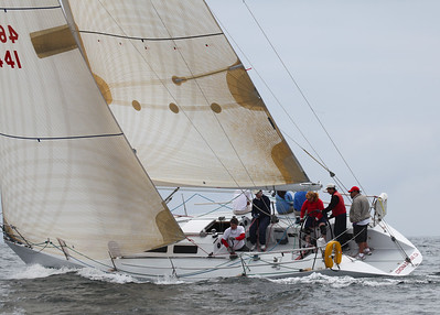 2011 Ahmanson Regatta - Saturday - Chayah  12