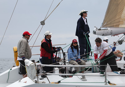2011 Ahmanson Regatta - Saturday - Chayah  10