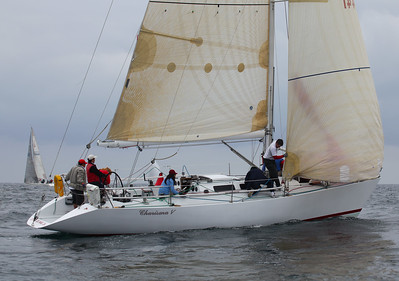 2011 Ahmanson Regatta - Saturday - Chayah  4