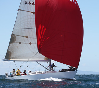 2011 Ahmanson Regatta - Sunday - Chrisma V 1