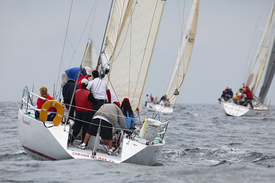 2011 Ahmanson Regatta - Saturday - Chayah  7