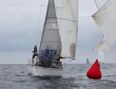 2011 Ahmanson Regatta - Saturday - Code Blue  2