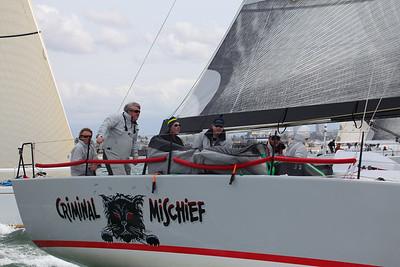 Criminal Mischief NHYC Cabo Race  8