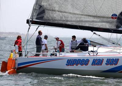 DPYC Around Catalina Race  45
