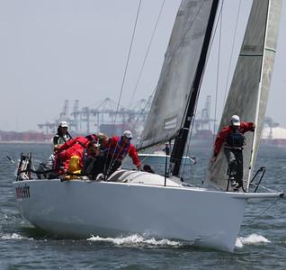 DPYC Around Catalina Race  58