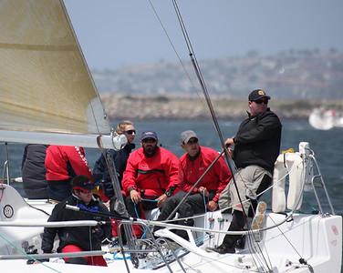 DPYC Around Catalina Race  55