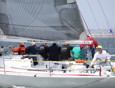 DPYC Around Catalina Race  57