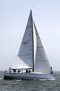 DPYC Around Catalina Race  50