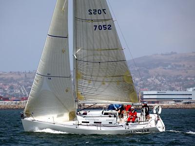 DPYC Around Catalina Race  49