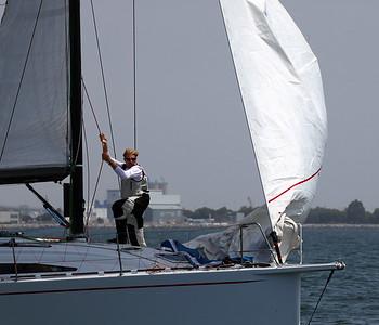 DPYC Around Catalina Race  31