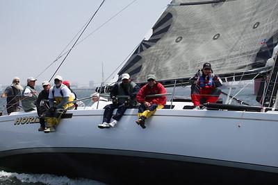 DPYC Around Catalina Race  34