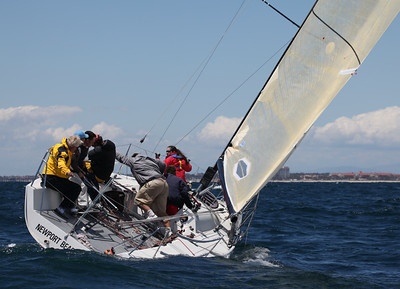 2011 Ahmanson Regatta - Sunday - Habanero  1
