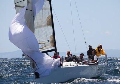 2011 Ahmanson Regatta - Sunday - Habanero  7