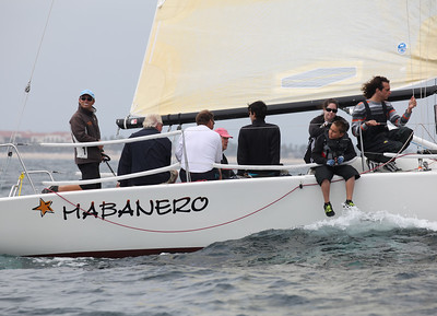 2011 Ahmanson Regatta - Saturday - Habanero  10