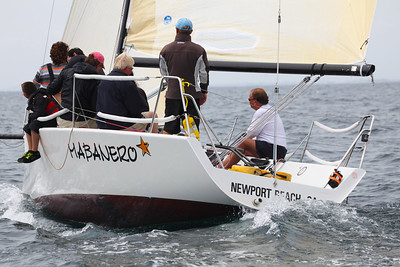 2011 Ahmanson Regatta - Saturday - Habanero  12