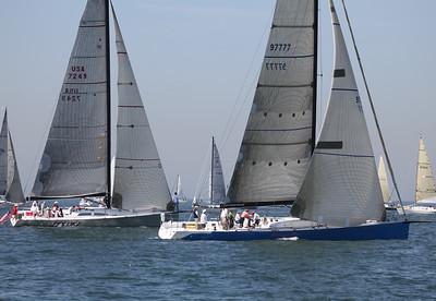 2011 Newport to Ensenada Race - IT'S OK 2