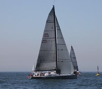 2011 Newport to Ensenada Race - IT'S OK 1