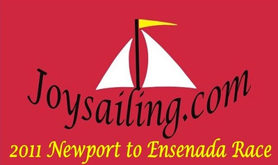 2011 Newport to Ensenada Race - IT'S OK 4