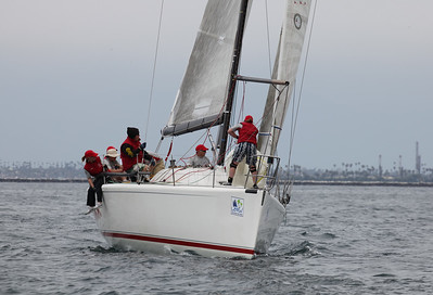 2010 Long Beach Race Week - Friday - JoAnn 3