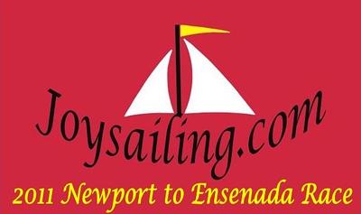 2011 Newport to Ensenada Race - Lucky Star  8