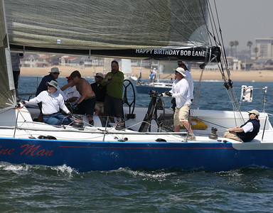 2011 Newport to Ensenada Race - Medicine Man  9