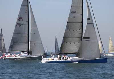 2011 Newport to Ensenada Race - Medicine Man  3