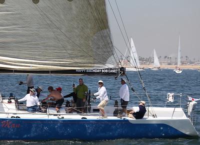 2011 Newport to Ensenada Race - Medicine Man  10