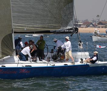 2011 Newport to Ensenada Race - Medicine Man  7