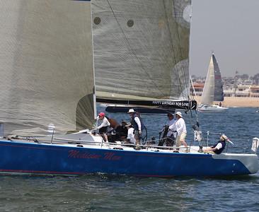 2011 Newport to Ensenada Race - Medicine Man  5
