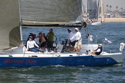 2011 Newport to Ensenada Race - Medicine Man  8