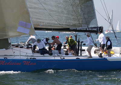 2011 Newport to Ensenada Race - Medicine Man  11