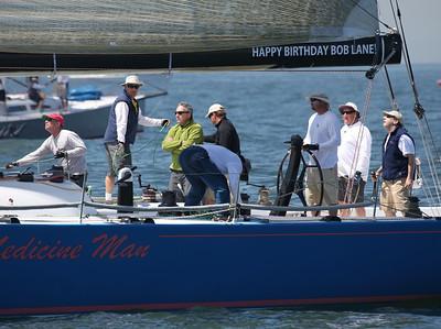 2011 Newport to Ensenada Race - Medicine Man  1