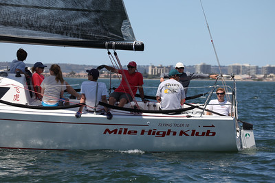 Mile High Club - Yachting Cup 2011  2
