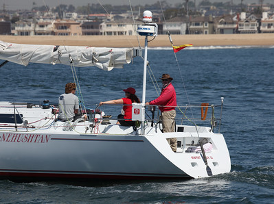 2011 Newport to Ensenada Race - Neuhustan   2
