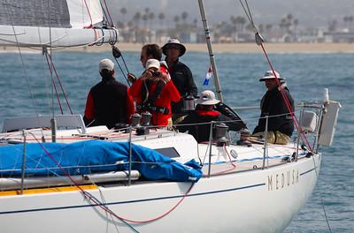 NHYC 2011 Cabo Race Friday Starts 16